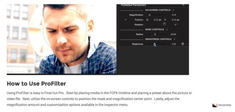 final cut pro unsupported volume type pixel film studios toolbox volume 2 for fcpx templates