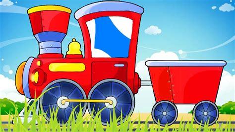 imagenes infantiles tren trenes para ni 241 os caricaturas de trenes dibujos