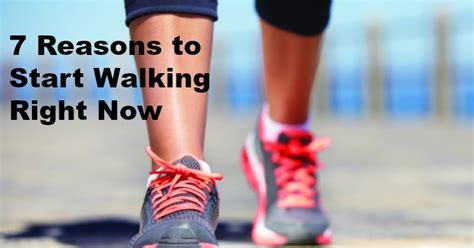 7 Reasons To Start Your Shopping Now by 7 Reasons To Start Walking Right Now Mis Papelicos