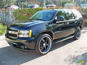 2007 chevrolet tahoe lt custom wheels photo 56035424
