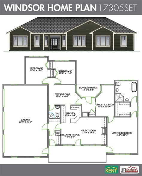 open kitchen house plans 17 best images about bungalow home plans on master bedrooms home and mud rooms