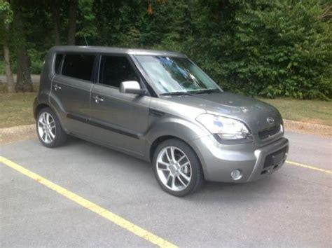 Kia Soul 2 Door Purchase Used 2011 Kia Soul Sport Hatchback 4 Door 2 0l In