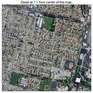 cerritos california map aerial photography map of cerritos ca california