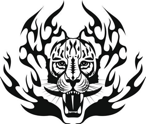 imagenes tatuajes tribales dibujos de tatuajes tribales de tigres batanga