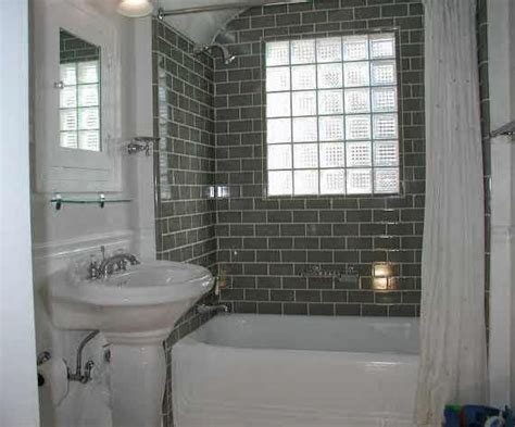 Subway Tile Bathroom Ideas White Subway Tile Bathroom Ideas And Pictures