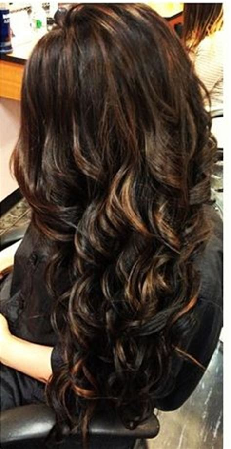 do it yourself highlights for dark brown hair 1000 images about hair on pinterest how to curl hair