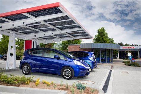 honda opens europe s most advanced vehicle charging