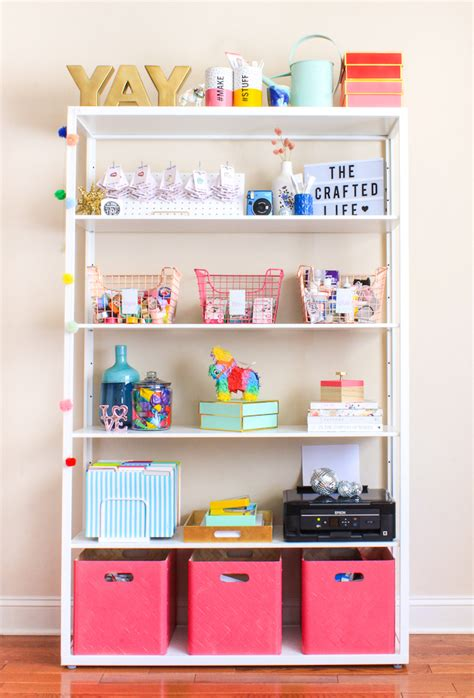 easy diy bookshelf organization the crafted