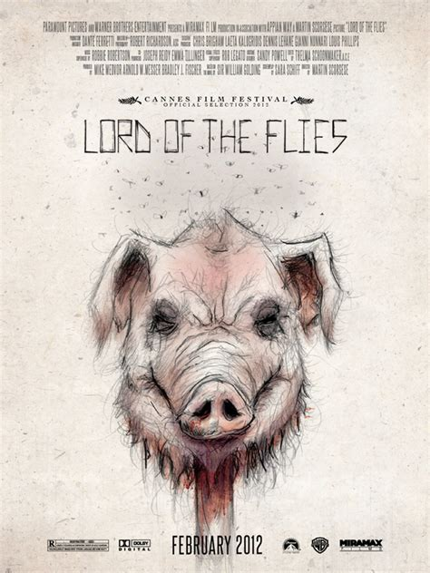 theme of lord of the flies movie daniel comite