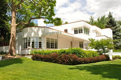 art deco houses were the rage in australia in the 1930s