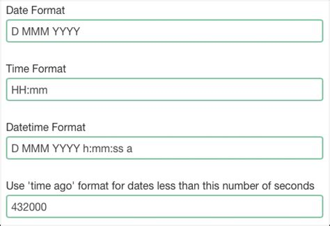 format date using moment dolphin u date time