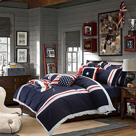 cheap nursery bedding sets thefit home textile cotton fabric american flag bedding p8