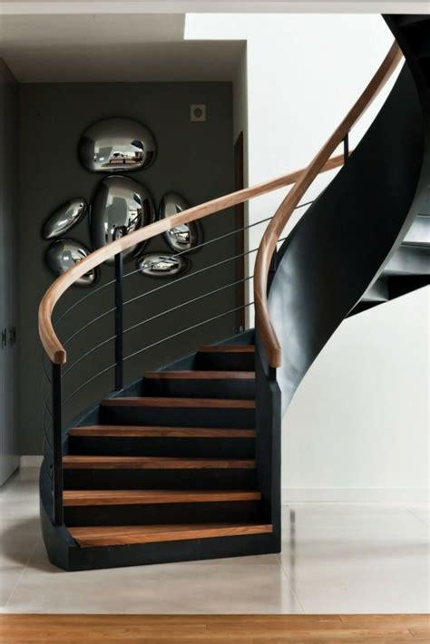 Escalier Decoration Interieur by D 233 Co Cage Escalier 50 Int 233 Rieurs Modernes Et Contemporains