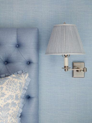 Light Blue Tufted Headboard by Color Bold Bedrooms In Shades Of Blue