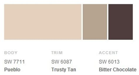 exterior color schemes southwest style and exterior colors on