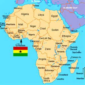 Ghana World Map ghana world map map pictures