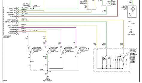 2009 dodge caliber radio wiring diagram wiring diagrams