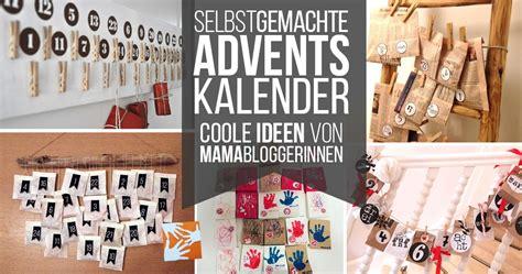Adventskalender Selber Basteln Ideen by Adventskalender Selber Basteln Jede Menge Ideen F 252 R