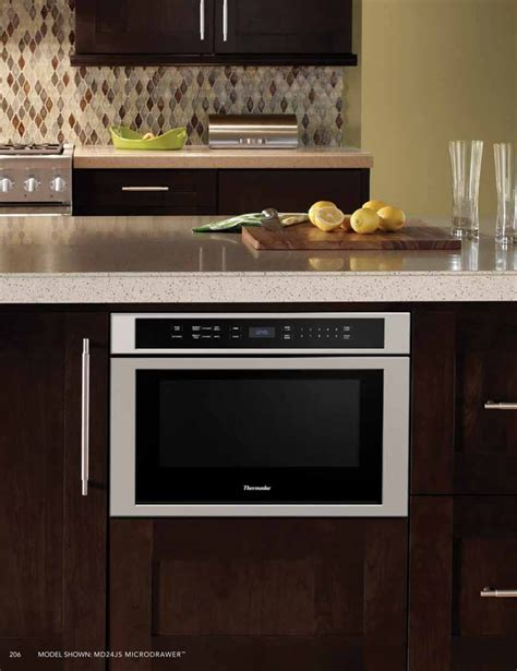 thermador built in microwave drawer 22 best thermador dream kitchens images on