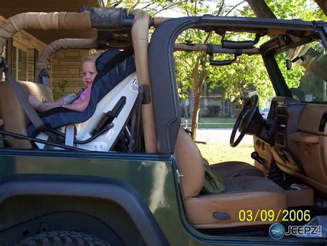 Baby Seat Jeep Wrangler Child Car Seats