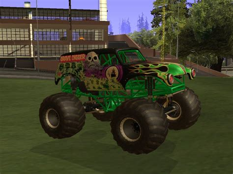 monster truck grave digger games grave digger monster truck shop images frompo