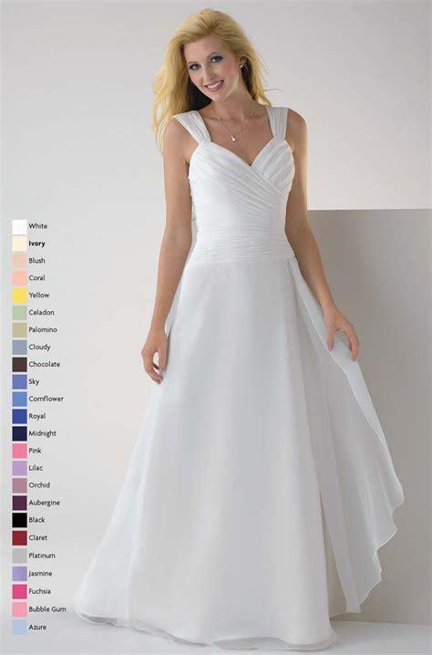 white floor length dresses dress xy
