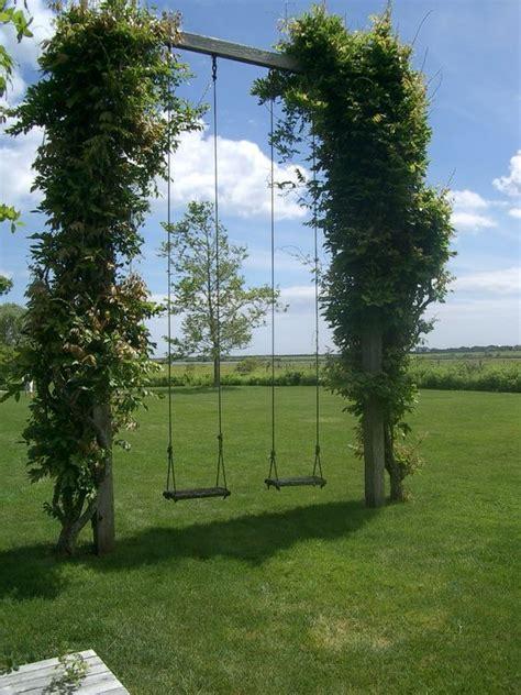 garden swing 25 best ideas about garden swings on yard