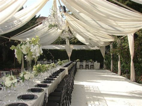 outdoor wedding draping 17 best images about beautiful curtains draperies on