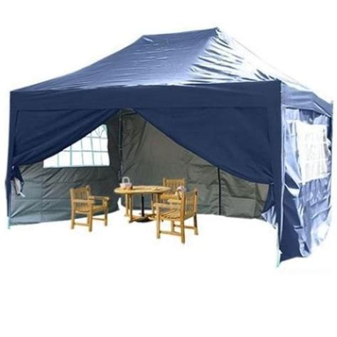 10 By 15 Gazebo 10 X 15 Waterproof Easy Set Pop Up Tent Canopy