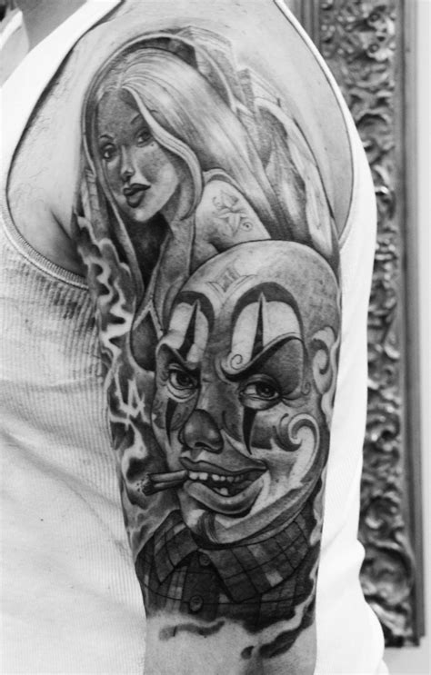 cartoon tattoo los angeles 17 best images about mr cartoon tattoo artist usa on