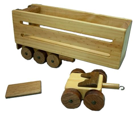 Handmade Wooden Toys Plans - 1000 ideas about wooden truck on wooden car