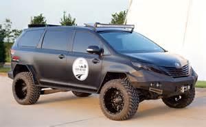 Toyota Custom Try Calling This Custom Toyota A Soccer S Minivan