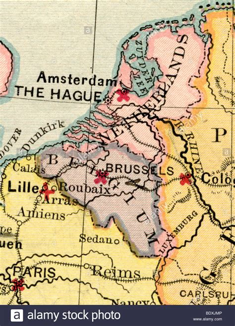 map netherlands and belgium original map of belgium and netherlands from 1875
