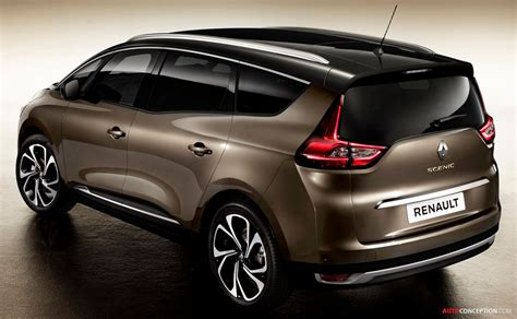 Renault Scenic 2019 by 2019 Renault Scenic Concept Car Photos Catalog 2019