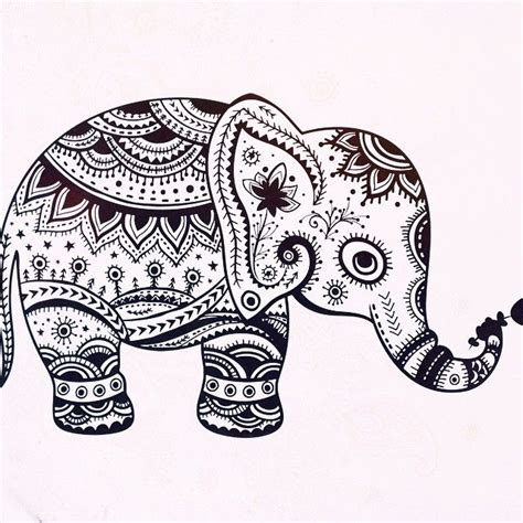 elephant mandala coloring books 24 best mandalas images on mandalas drawings