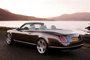 Convertible Bentley Bentley Mulsanne Convertible The Awesomer
