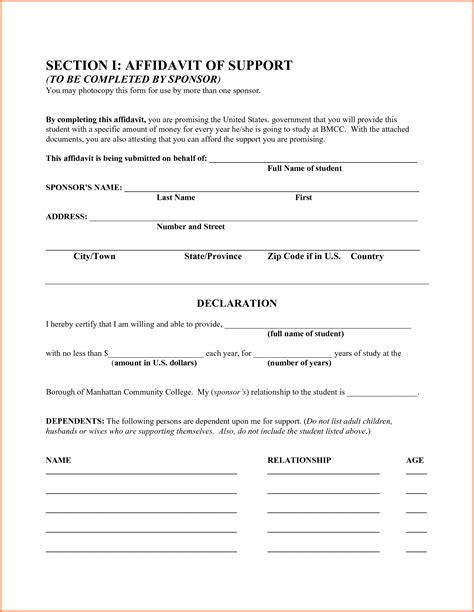 printable w 4 form illinois free form i 864 affidavit of support under section a of