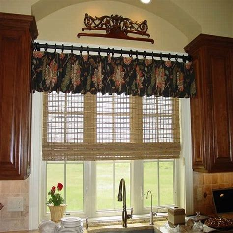 kitchen window curtain ideas for the home