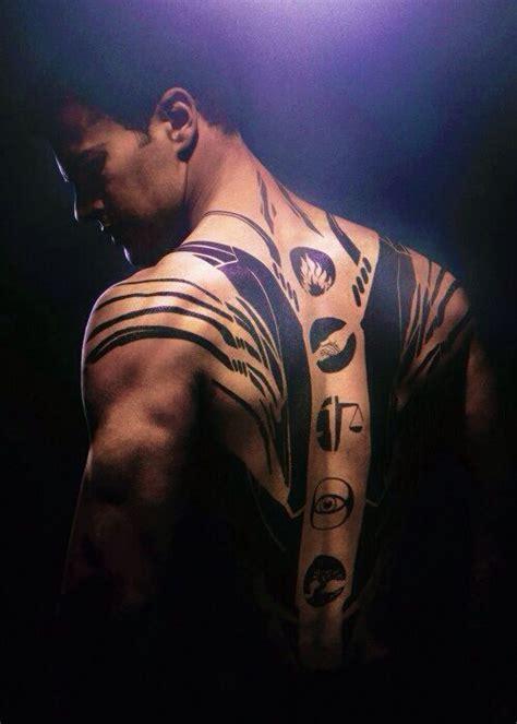 theo james divergent tattoo that tho gaaahhhh tats theo