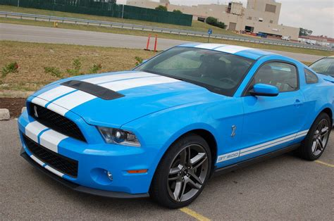 the shelby gt500 experience news top speed