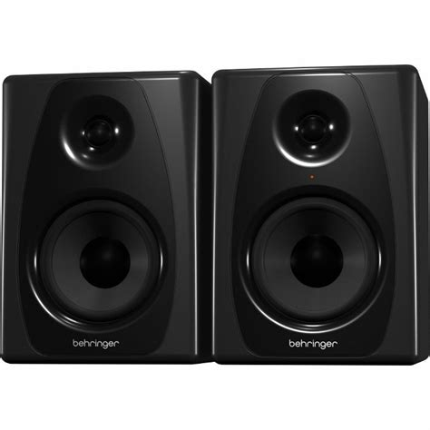 Speaker Aktif Monitor Behringer Studio 50 Usb Original behringer studio 50 usb reference studio monitor speakers pair ebay