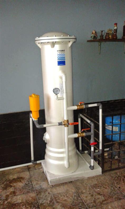 Media Filter Air Tanah Filter Air Sumur pemasangan filter penjernih air sumur di pamulang hydro