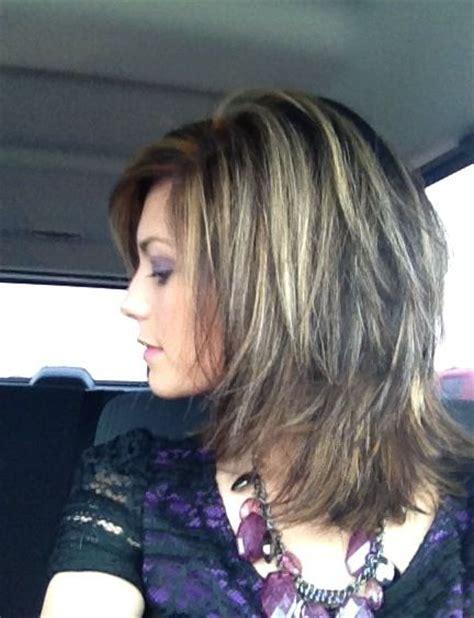 medium haircuts to look younger medium hairstyles to make you look younger medium shaggy