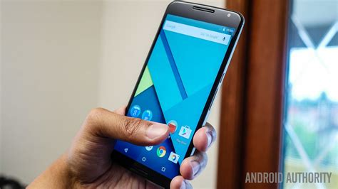 android nexus 6 admits to not keeping up with nexus 6 stock