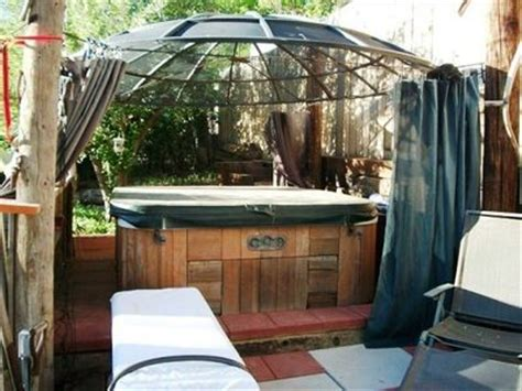 hot tub privacy curtains king of the hill house great reviews mt bikes hot tub