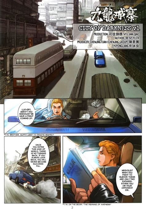 City Of Darkness 4 city of darkness 1 read city of darkness 1 page 4