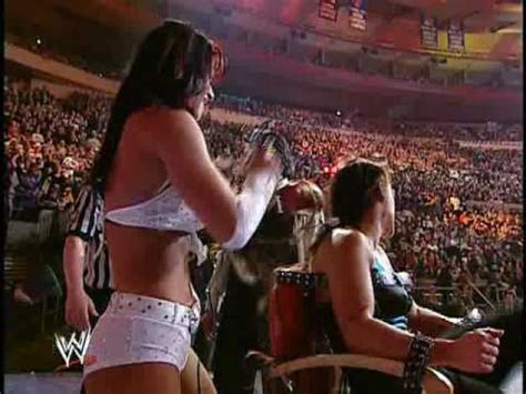 wwe female headshaves molly holly s quot forced quot head shave youtube