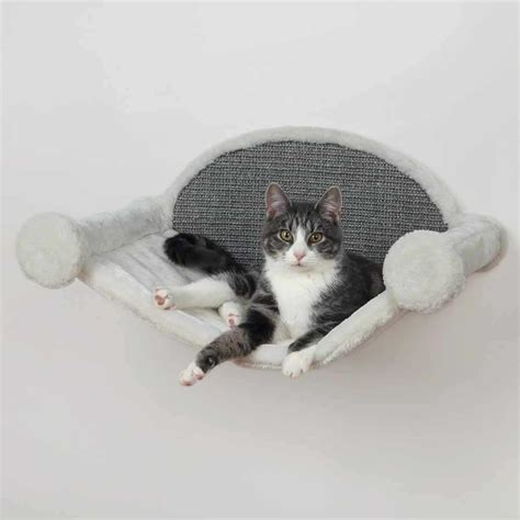 Chat Hamac by Hamac 224 Fixer Au Mur Trixie Pour Chats