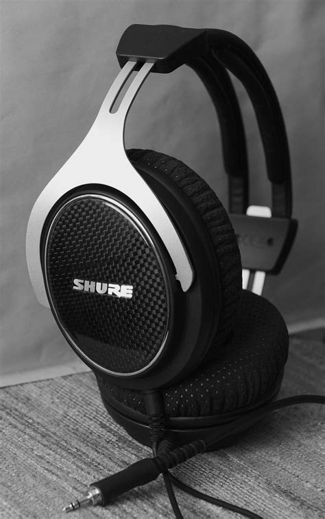 Headphone Merk Shure Shure Srh 1540 Stereo Headphone Review By Dale