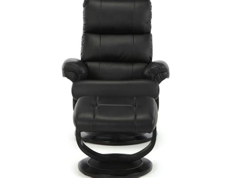 black faux leather recliner strava black faux leather recliner chair frances hunt